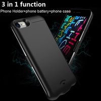 10000mAH Battery Case For iPhone 6 s 6s 7 8 Power Bank Charging Case For iPhone 6 6s 7 8 plus X 11pro Battery Charger Case Cover|Battery Charger Cases| |  -