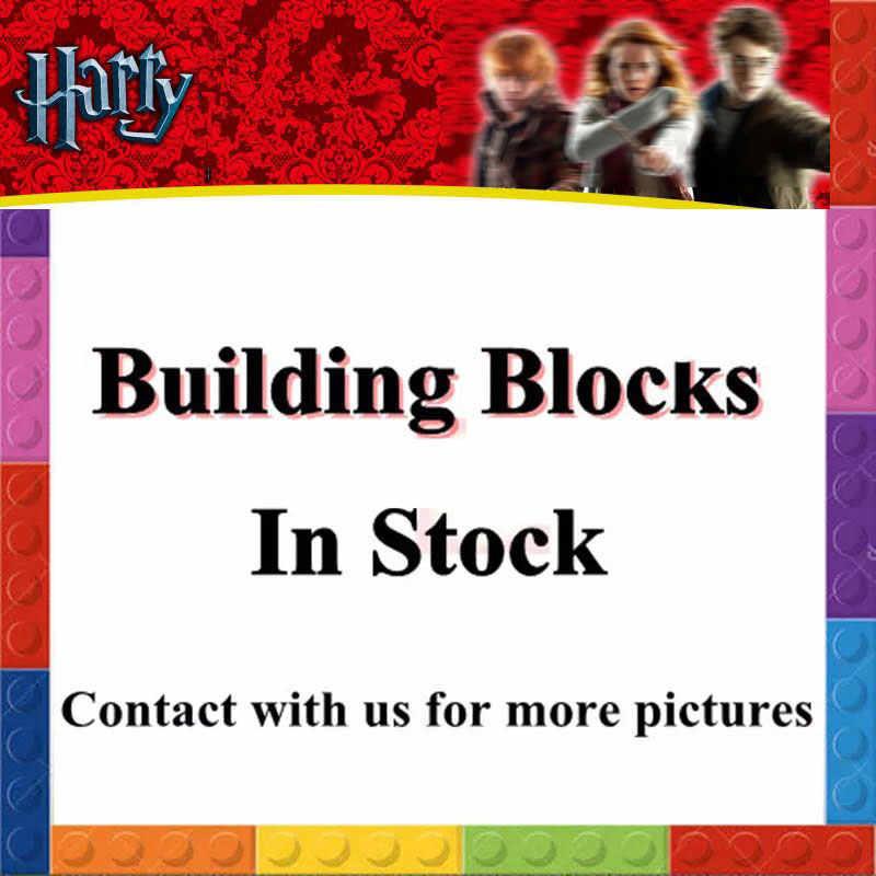Harri Figura Magica Rubeus Dobby Hagrid Luna Seamus Voldemort Silente Moody Finnigan Hermione di Mattoni Blocchi di Costruzione