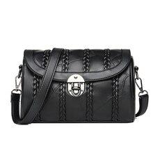 Luxury Famous Brands Designer Women Bags Female Messenger Shoulder Crossbody Han