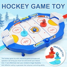 Table-Game Ice-Hockey Fast-Puck Chess Parent-Children-Toys Catapult Desk Interactive