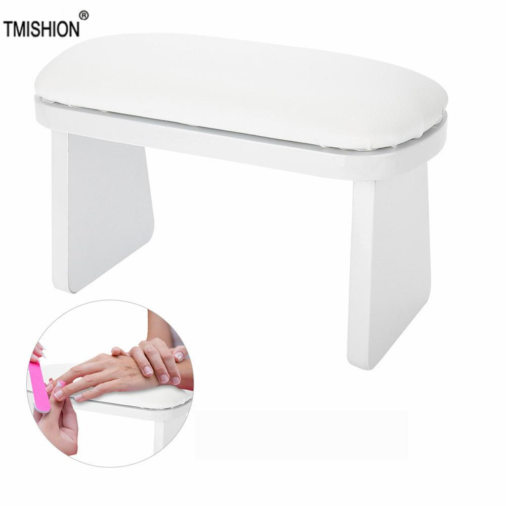PU Leather Manicure Hand Pillow Waterproof Nail Arm Rest Cushion Manicure Table Mat Arm Wrist Hand Rest Salon Cushion