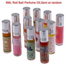6ML Women Roll On Perfume Fragrance Oil Men Scented Water Ball Roll Oil Perfume