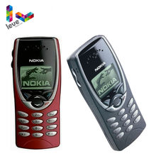 Nokia 8210 téléphone débloqué GSM 900/1800 Support multi-langue utilisé et remis à neuf téléphone portable livraison gratuite