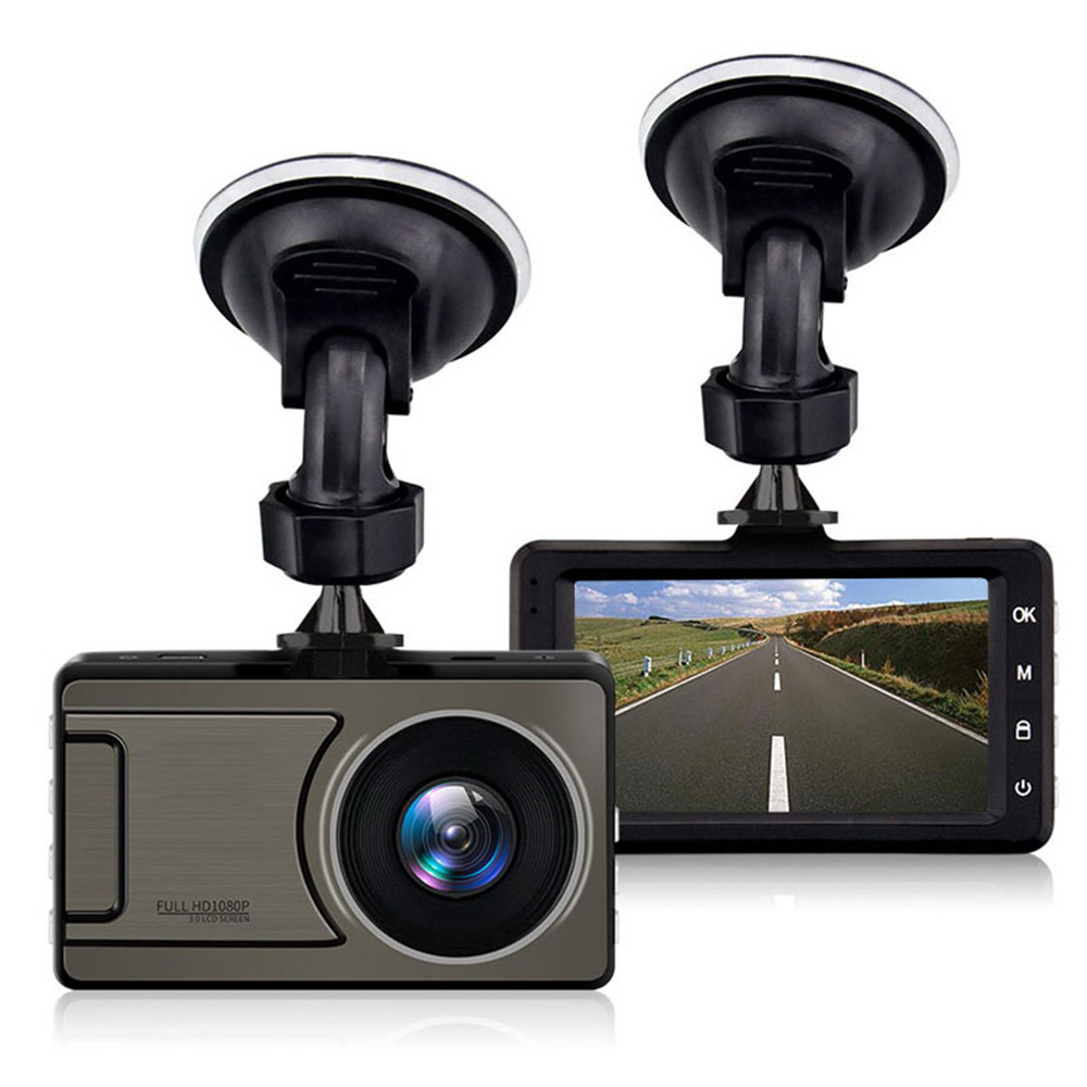 NEWEST <font><b>Car</b></font> Dash Camera Vehicle Cam Full 1080P <font><b>DVR</b></font> 170 degree Angle in <font><b>Car</b></font> Video Recorder Dashboard Camera With Night Vision image