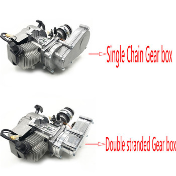 43cc 47cc 49cc 2 stroke Engine Motor for Mini Pocket Bike Scooter Dirt Bikes ATV Quad Motorized Bicycle 44-6 Engine