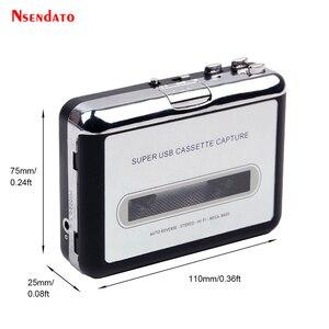Image 4 - USB преобразователь кассеты в MP3, устройство для записи аудио и музыки