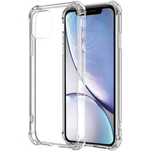 Shockproof Phone Case For iPhone 11 12 Pro Max Xs X Transparent Silicone Case For iPhone 7 8 Plus SE 2020 XR 11 Cases Back Cover