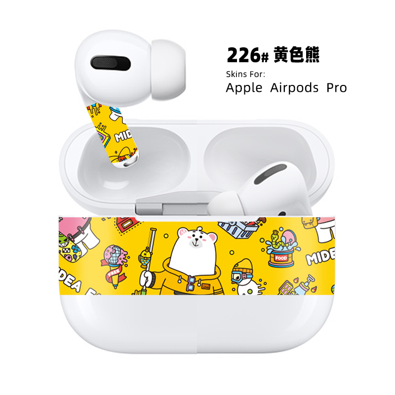 Paper Dust Guard for Apple AirPods Pro 67