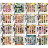 Картридж DS для видеоигр, консоль для сбора карт все в 1 для Nintendo DS 3DS 2DS
