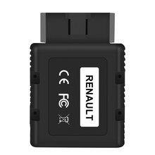 Jakość PSA-COM Bluetooth podłączyć do citroena do Peugeot wymienić Can klip Renault COM PSA COM OBD2 narzędzie diagnostyczne
