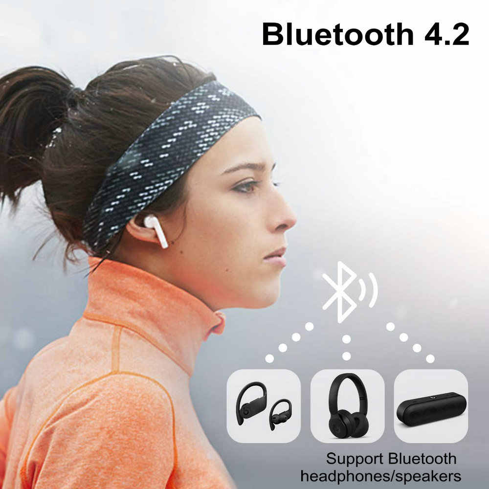 Vandlion MP4 Speler Met Blue-Tooth 8 Gb 16 Gb 32 Gb Muziekspeler Met Touch Key Fm Radio video Play E-Book Hifi Speler MP4 Walkman