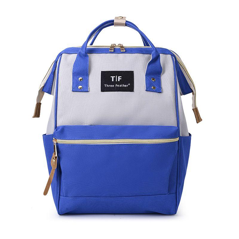 Модный рюкзак для подгузников для мам, Большая вместительная сумка для подгузников, водонепроницаемая сумка для подгузников, дорожная сумка для детских колясок - Цвет: HL