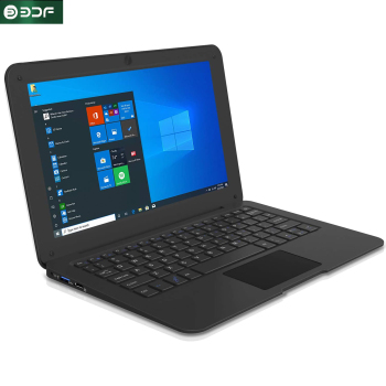 10.1Inch Portable Laptop Mini Computer Ultra Thin Notebook with Intel Atom Z8350 4GB RAM and 64GB Storage with Windows10 OS 1