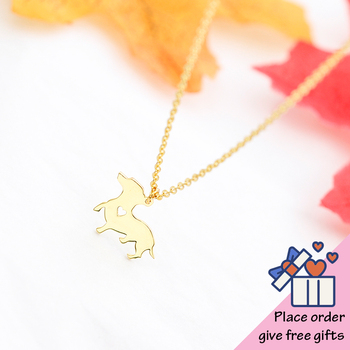 Ultra Low Price Promotion! Stainless Steel Necklaces For Women Men Charm Pendant Necklace Couple Jewelry For Christmas Gifts BFF image