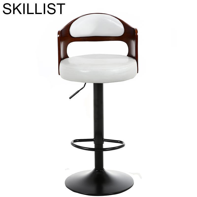 Para Barra Stoel Table Bancos Moderno Fauteuil Taburete Hokery Sedie Sgabello Stool Modern Cadeira Tabouret De Moderne Bar Chair