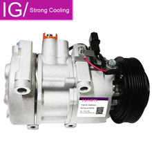 Auto AC Compressor For Kia Rio Hyundai Accent Car Air Conditioner 977011R100 97701-1R100 kia