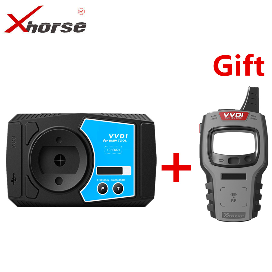 Xhorse VVDI  V1.5.0 For BMW Diagnostic Coding And Programming Tool Get VVDI MINI KEY TOOL For Free