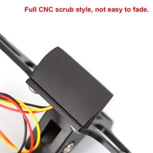 Image 3 - ユニバーサル cnc オートバイ可変角度アルミライセンスナンバープレートフレームホルダーブラケット