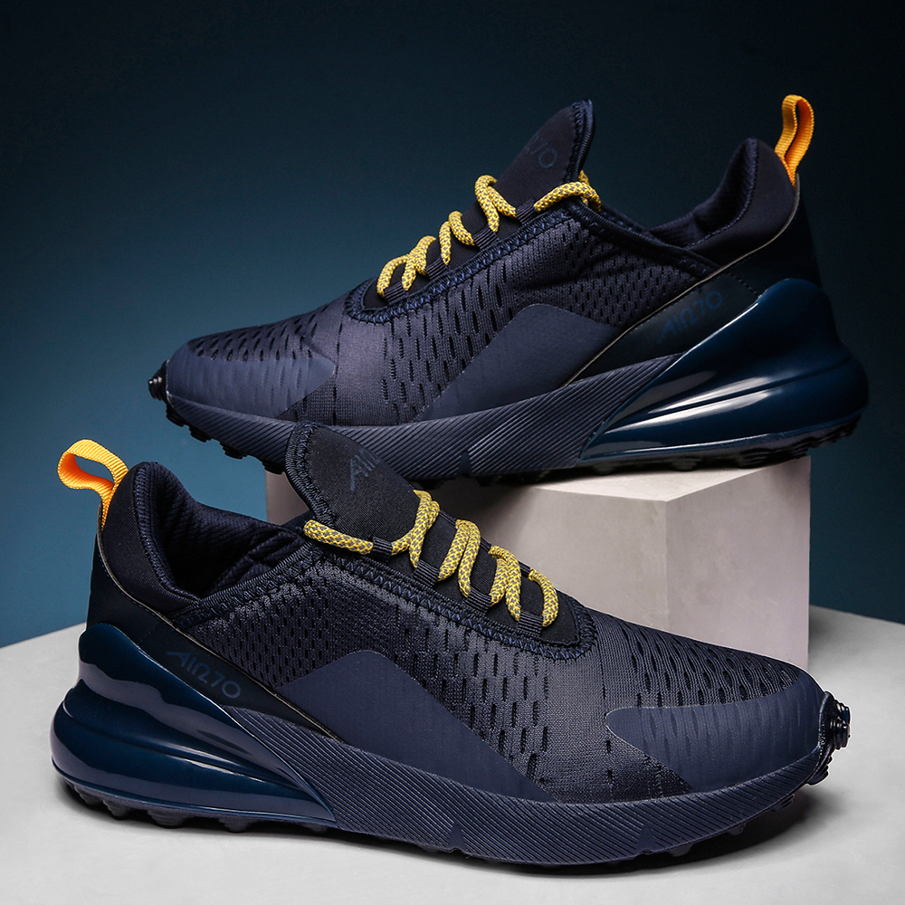 Men Sport Shoes Air Brand Running Shoes Breathable Zapatillas Hombre Deportiva 270 High Quality Men Footwear Trainer Sneakers