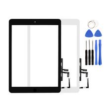 Внешний ЖК-дисплей для iPad Air 1, сенсорный экран для iPad 5 A1474, A1475, A1476, дигитайзер, переднее стекло, дисплей, сменная сенсорная панель
