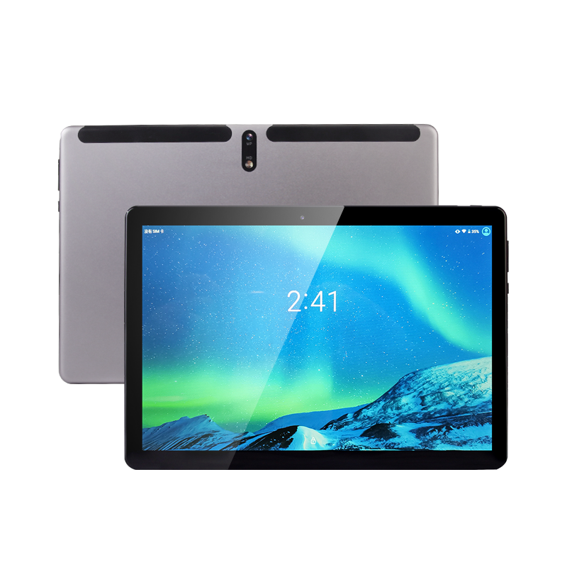 10.1Inch BM108-4G With MT6762 Eight Core Up To 2.0GHz Android9.0 4G RAM 64G EMMC Bluetooth 5.0 6000mAh Type-c TF 4G IPS Screen