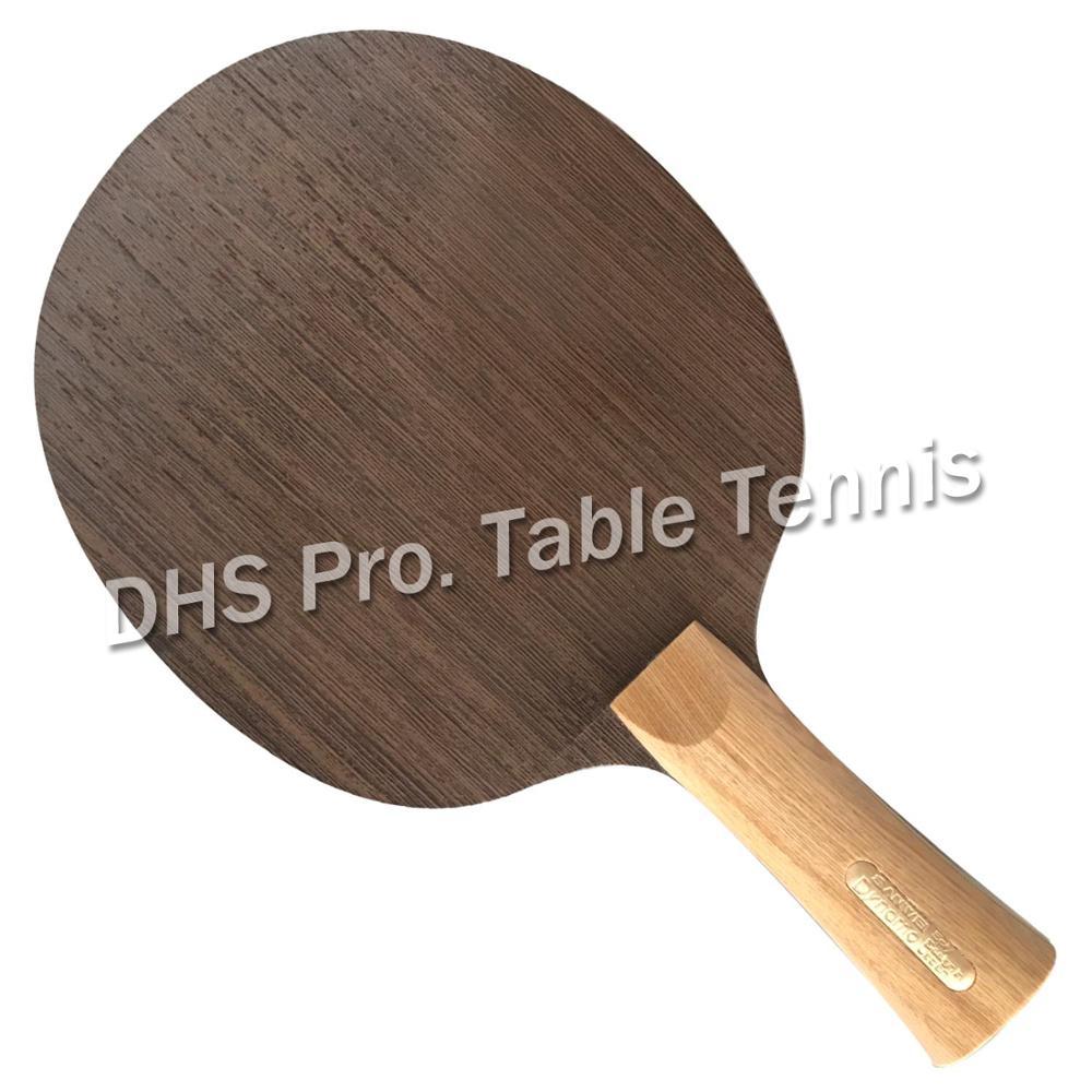 Sanwei DYNAMO 5 Ply Wood, Cypress Handle, Light & Fas Table Tennis Blade