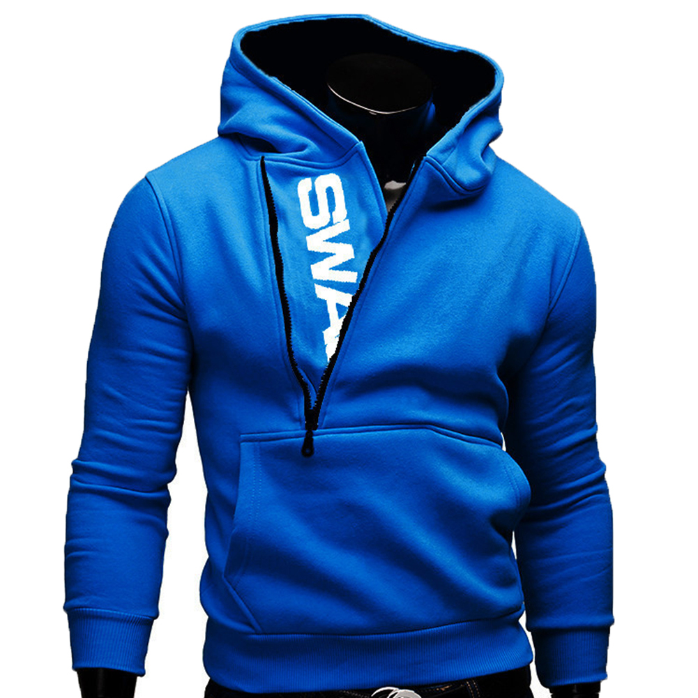 Hbaff1ccf5d774847b8ad01cc754e6b8eu Sports Men Plus Size Slant Zipper Letter Hoodies Long Sleeve Hooded Sweatshirt