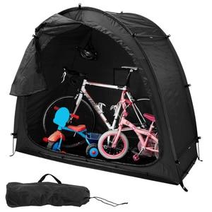 Палатка велосипедная с окошком, 200x80x165 см, 190 т