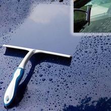 Szczotki samochód czyszczenie ręczna wycieraczka szyba przednia szyba okienna ściągaczka nowy samochód stylizujący samochód wycieraczka ręczna tanie tanio CN (pochodzenie) Z tworzywa sztucznego Windshield Blade Window Glass Squeegee