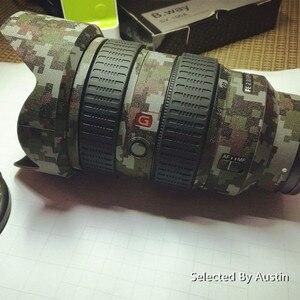 Image 2 - เลนส์ผิวรูปลอกป้องกันห่อสติกเกอร์สำหรับSony 16 35 F4 24 70 2.8GM 70 200 2.8GM F4 70 300 Anti Scratch