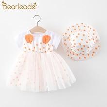 Bear Leader Baby Dresses New Baby Clothi