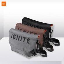 Xiaomi ACCENDERE Sport Allaria Aperta Singolo sacchetto di Spalla Zaino Borsa Sportiva degli uomini Multifunzionale di Ricreazione Singolo sacchetto di Spalla Zaino