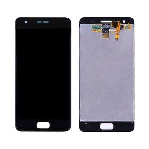 """Image 5 - 5.0 """"ekran için LENOVO ZUK Z2 için LCD dokunmatik ekran Digitizer meclisi Lenovo ZUK Z2 ekran çerçeve değiştirme ile z2 artı Z2131"""