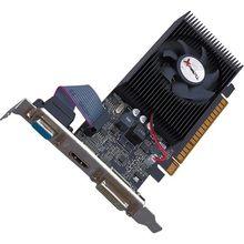 Turbox-tarjeta gráfica Nvidia GT 730, 4 GB, 128 bits, DDR3 (DX11), PCI-E 2,0