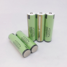 Wholesale Panasonic Protected NCR18650BM 3.7V 3200mAh Rechargeable 18650 Battery Lithium Batteries Cell high drain 10A Discharge
