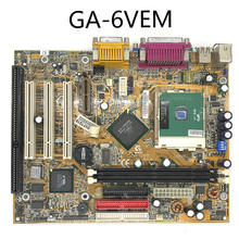 Original Mainboard Isa-Slot 1 with 3PCI VGA Lpt-1/Isa-slot/Cpu/Industrial-board 8601T