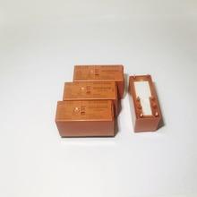 Conjunto de dos conjuntos de conversiones, 10 unidades/lote Relés de Potencia RT424005 RT424012 RT424024 5V 12V 24V 8A 8 pines