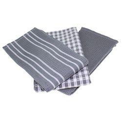 Nowość klasyczne ręczniki kuchenne  100% naturalna bawełna  najlepsze ściereczki  ściereczki do naczyń  chłonne i niestrzępiące się  można prać w pralce  18 w Ściereczki do czyszczenia od Dom i ogród na