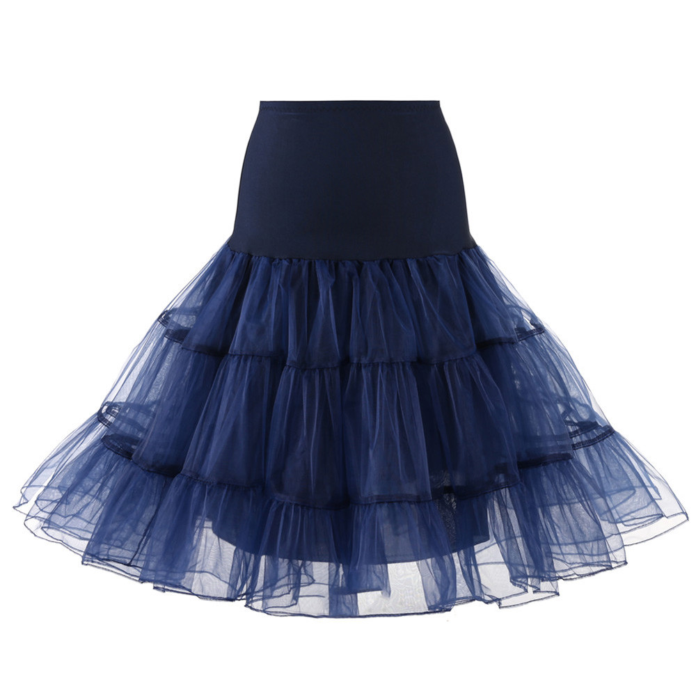 Women Skirt Solid Casual Ballgown Knee-length Faldas Womens High Quality High Waist Skirts Pleated Short Skirt d2