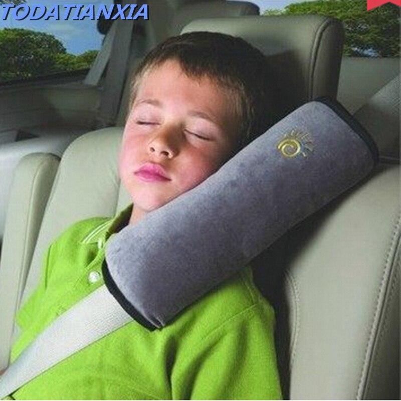 Baby Safety Strap Car Seat Belts Pillow Shoulder Pad FOR Audi A4 B5 B6 B8 A6 C5 C6 A3 A5 Q3 Q5 Q7 BMW E46 E39 E90 E36 E60 E34