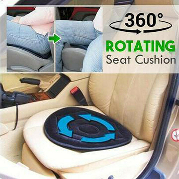 Rotating Seat Cushion