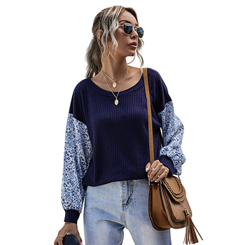Women Knitting Sweater Long Sleeves Round Collar Female Short Casual Solid Fashion Pullover  Ladies Winter Sweaters simple design round collar printed short sleeves crop top for women