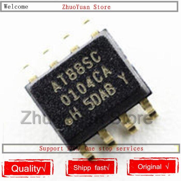 1PCS/lot AT88SC0104CA-SH AT88SC0104CA SOP-8 AT88SC IC Chip New Original