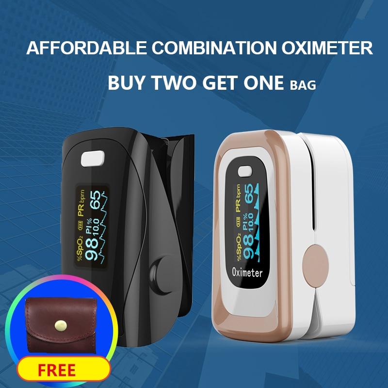 PR+MISE  M170+F9 Household Health Monitors Finger Pulse Oximeter ABS Silicone Sensor Equipment Pulsioximetro
