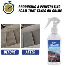 100ml Car Interior Cleaning Agent Multi – Functional Cleaner Interior Water Foam Cleaner All Purpose Cleaning – Agent Car