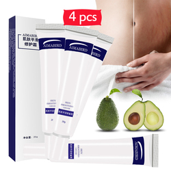 4PCS/lot Shea Butter Remove Pregnancy Scar Acne Cream Maternity Repair Anti-Aging Firming Body Creams Stretch Marks Treatment