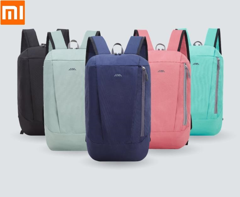 Xiaomi 13L Backpack Bag Waterproof Colorful Leisure Sports Chest Pack Bags Mens Women Travel Camping Bag