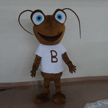 Mascot animal ant adult cartoon character mascot costume