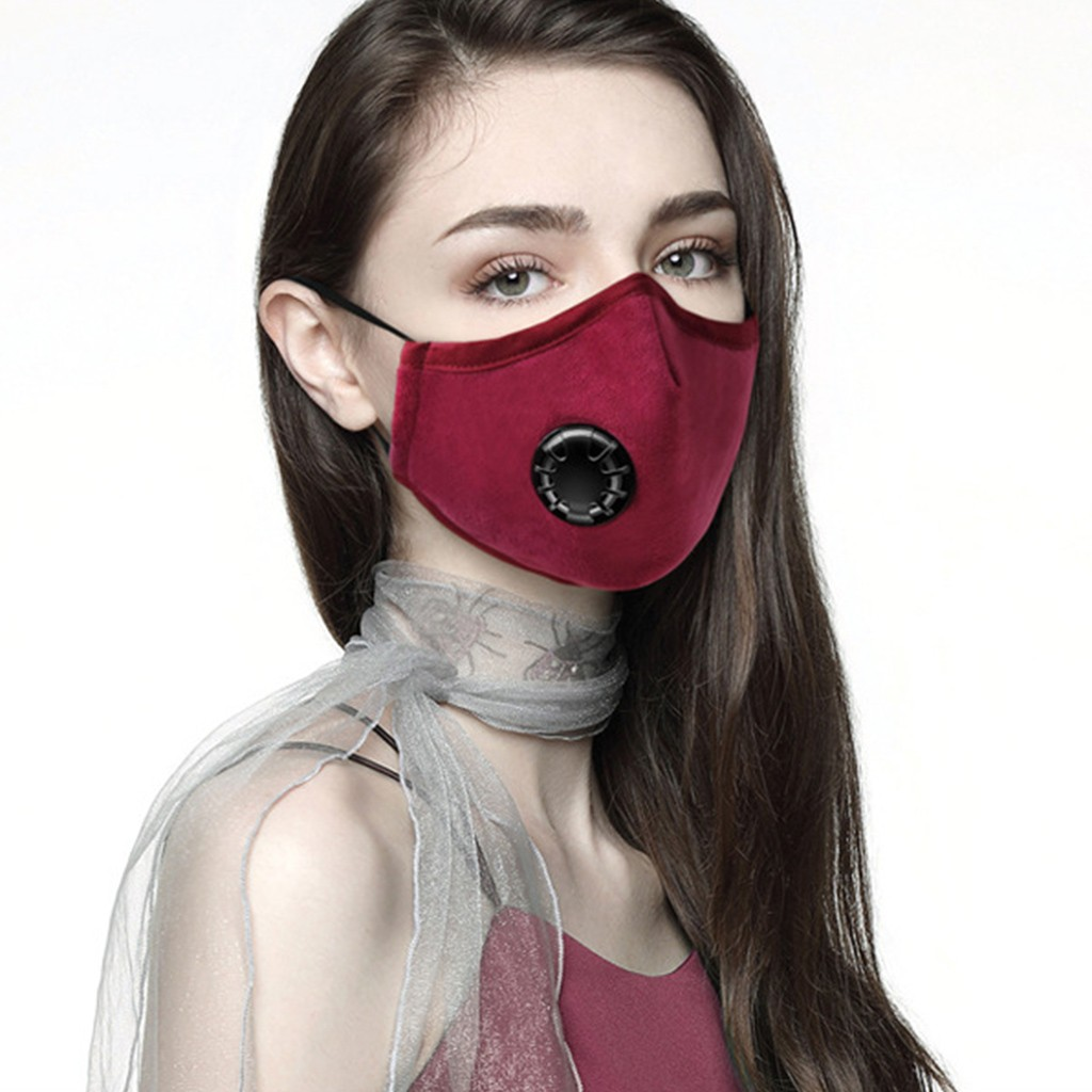 Men Women Reusable Dustproof Mask,Anti Dust маска от вирусов модная Cotton Mask PM2.5 Windproof Foggy Haze Pollution Respirator