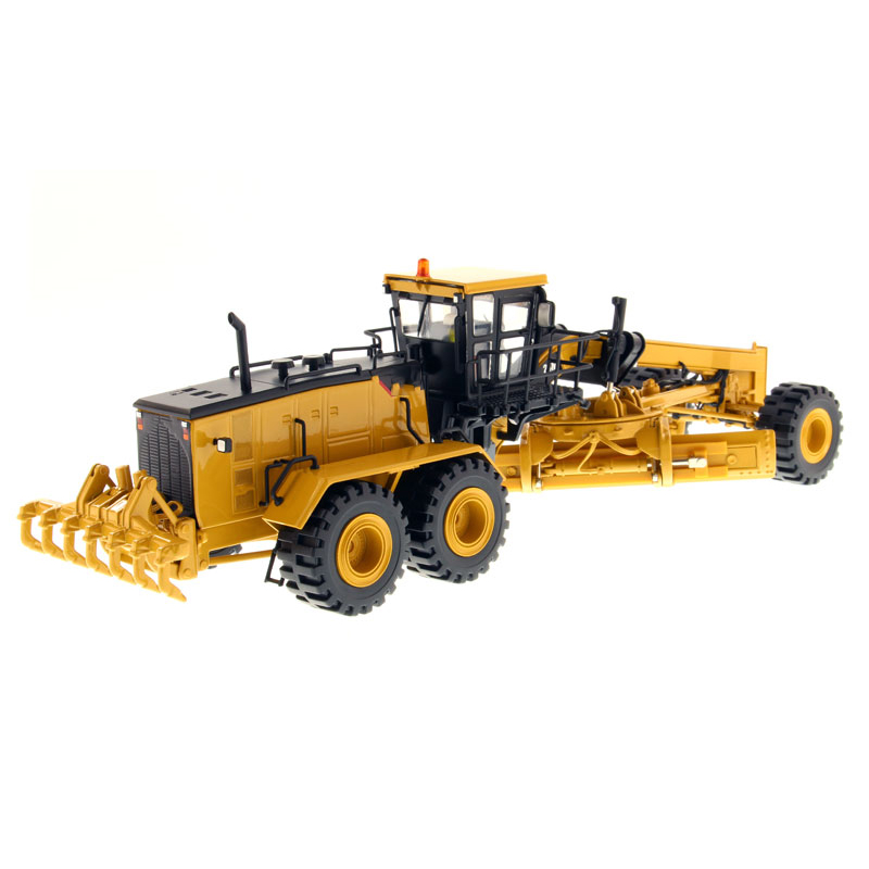 Collectible 1/50 Scale Alloy Diecast  24M Motor Grader Elite Series Engineering Machinery 85264C Model For Fans Collection